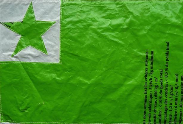 Drapeau de la langue Espéranto