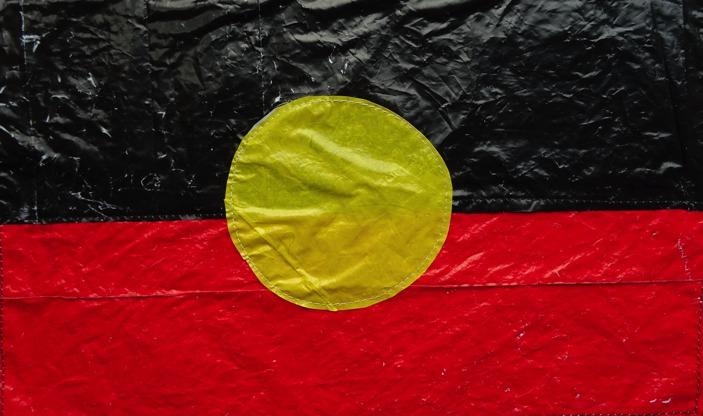 Drapeau des premiers habitants d'Australie